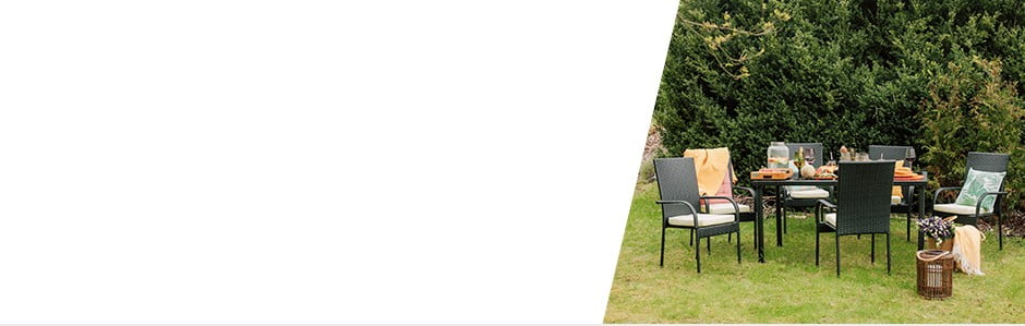 Timpana: alegerea noastră pentru mobilierul de grădină