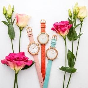 Nádherné dámské hodinky od originálních britských značek