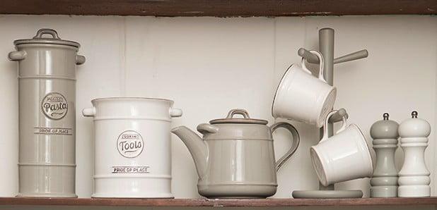 <b>T&G Woodware</b> z anglického Bristolu dodá vaší kuchyni charakter