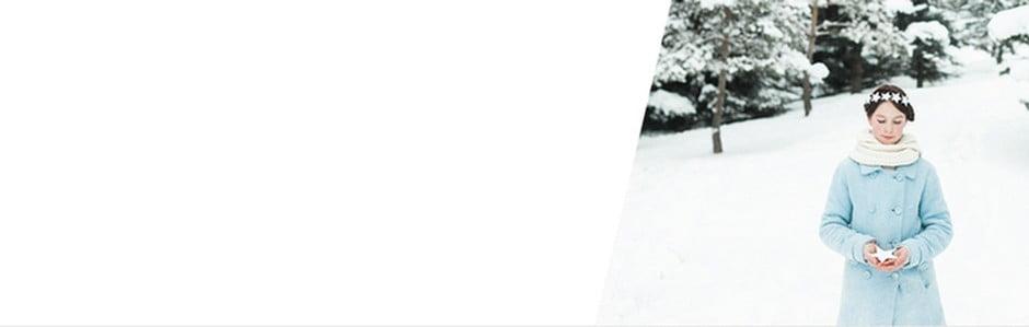 Pohádkové Vánoce: Sněhurka