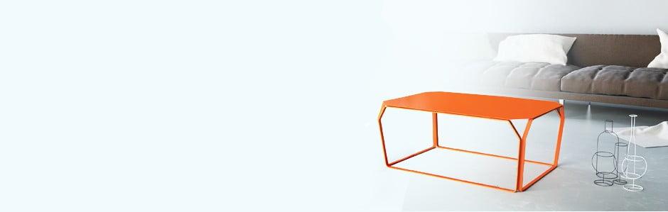 Italský nábytek z kovu MEME Design