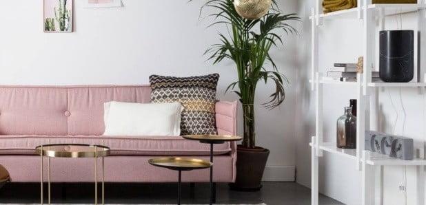 Jděte s dobou, interiér v růžové prostě frčí ♥
