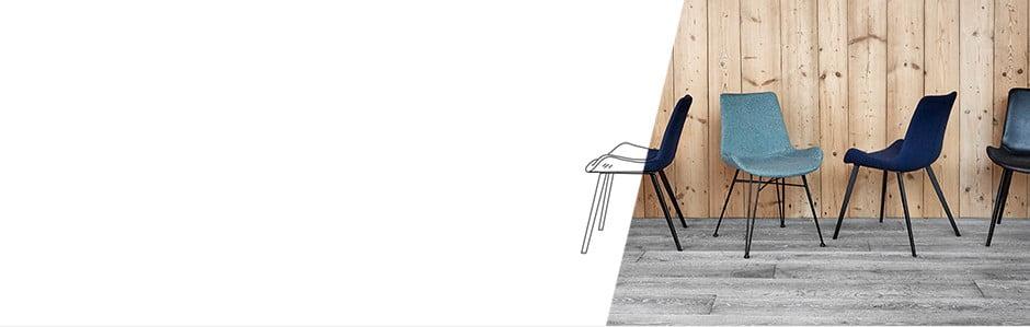 Stylové židle DAN-FORM seslevou25%