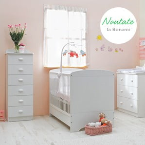 Mobilier pentru camera copiilor, la prețuri avantajoase