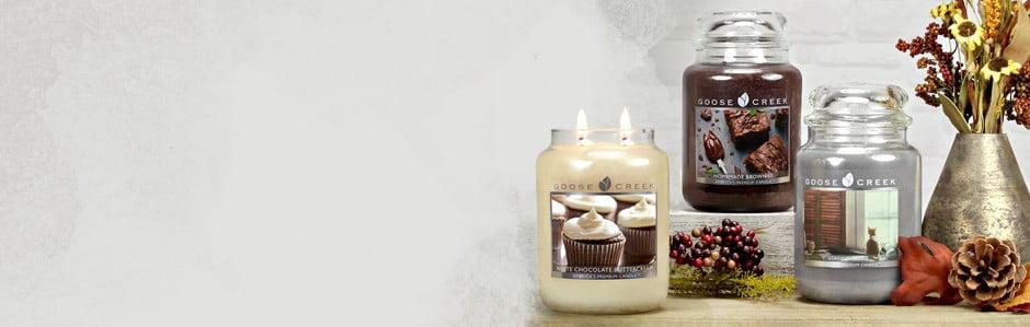 Vonné svíčky a vosky propříjemnějšípodzim