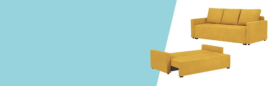 Canapele ex-ten-si-bi-le: Kooko Home și Melart