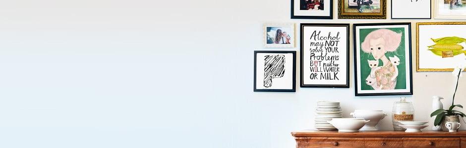 Vaše domácí galerie