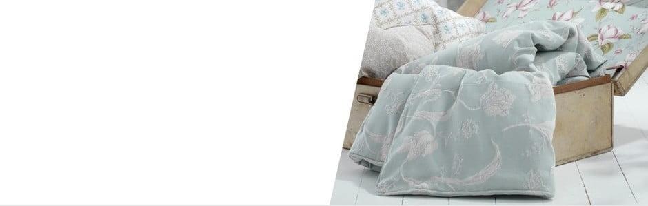 Dokonalá souhra interiérových textilií