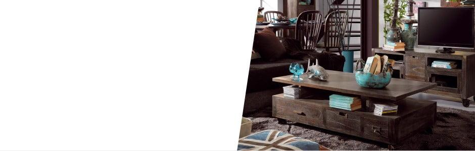 Ručně zpracovaný nábytek Moycor