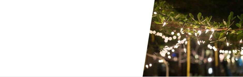 Zahradní LED světýlka