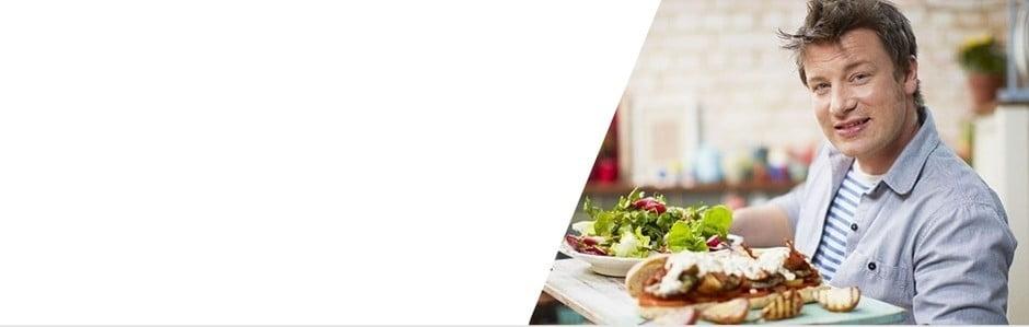 Jamie Oliver: Oblíbený kuchař ve vaší kuchyni