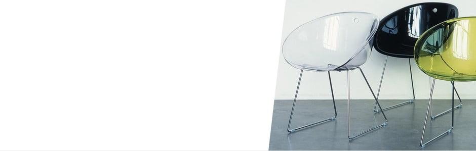Ikonické židle Pedrali