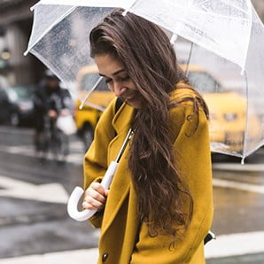 Umbrele cu modele interesante