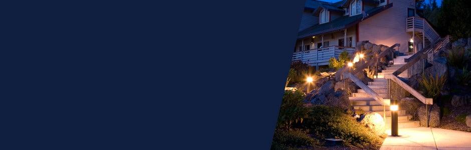 Zářivá zahrada sEvergreen Lights