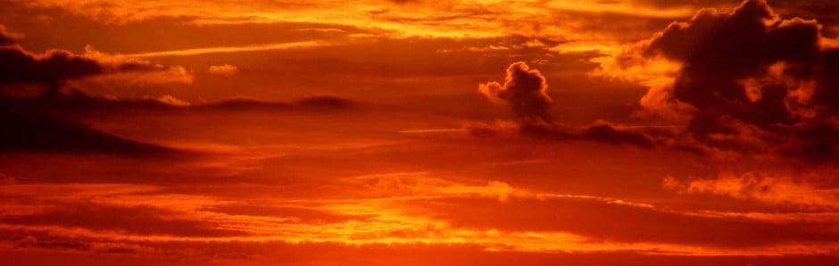 Barvy babího léta: Červená