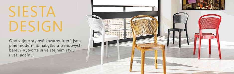 Židle Siesta Design