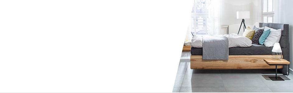 Mazzivo: Kontrasty dřevěnéložnice