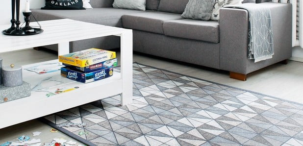Covoare reversibile elegante și mobilier care se potrivesc perfect