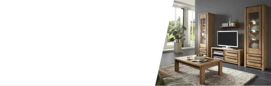 Bytelný nábytek z masivního dřeva