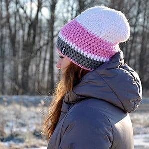 Čepice, šály, rukavice jako od babičky