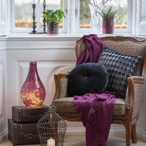 Bucurați-vă de un interior plăcut și călduros