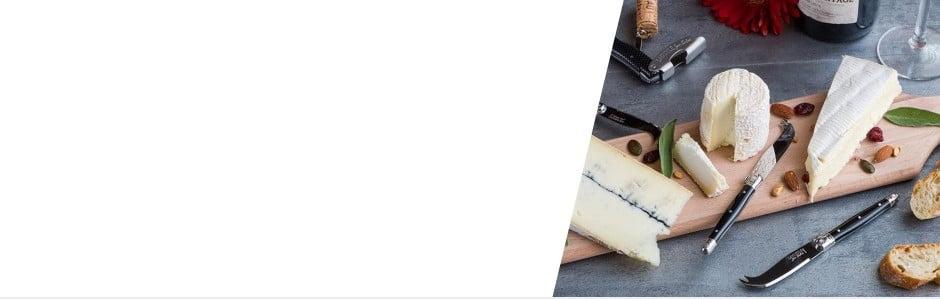 Jídelní příbory a kvalitní kuchyňské nože Jean Dubost