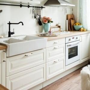 Soluții inteligente pentru organizarea bucătăriei