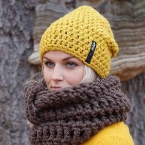 Accesoriile DOKE: tricotate manual în culori trendy