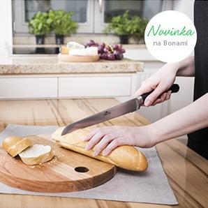 Kvalitní nádobí, nože a příbory