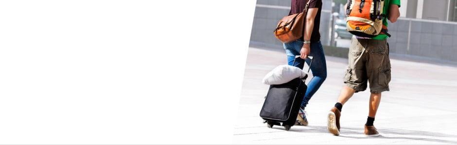 Ultraodolná cestovní zavazadla