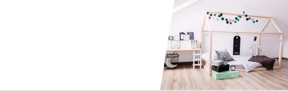 Domečkové postele Benlemi
