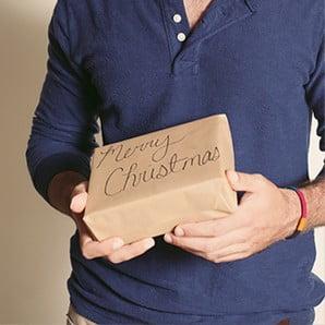 Každý muž si zaslouží skvělý dárek