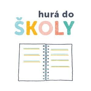 Zápisníky a psací potřeby na celý školní rok