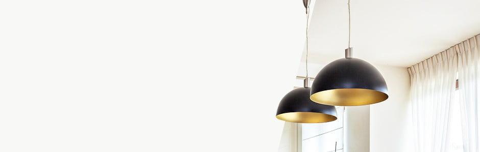 Corpuri de iluminat, design italian