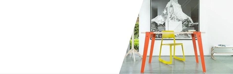 Belgický nábytek, který udává trendy