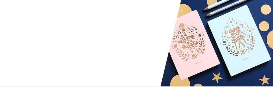 Portico Designs: Srdcovka všech milovníků papírenských potřeb