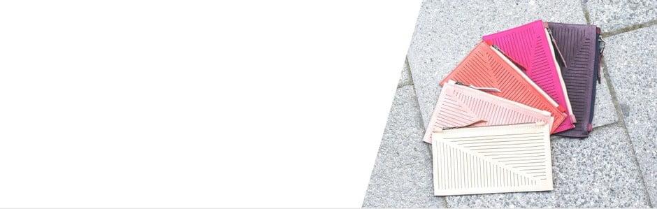 Ručně tvořené kabelky Lara Kazis