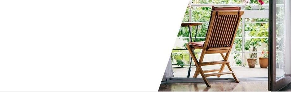 Jak si zútulnit terasu nebo balkón?