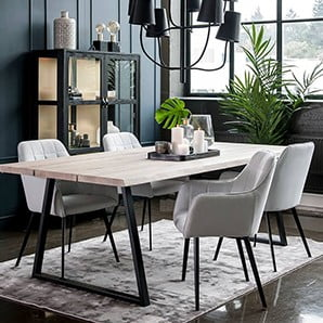 Stylové židle DAN-FORM. S čím je kombinovat?