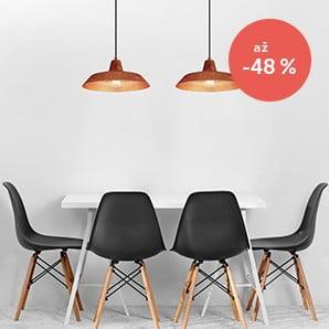 Široká nabídka světel s industriálním nádechem