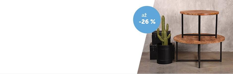 Stylový industriál LABEL51 seslevou až 26 %