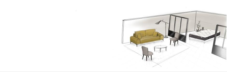 Pohovka, matrace a jídelní židle za jednu cenu♥