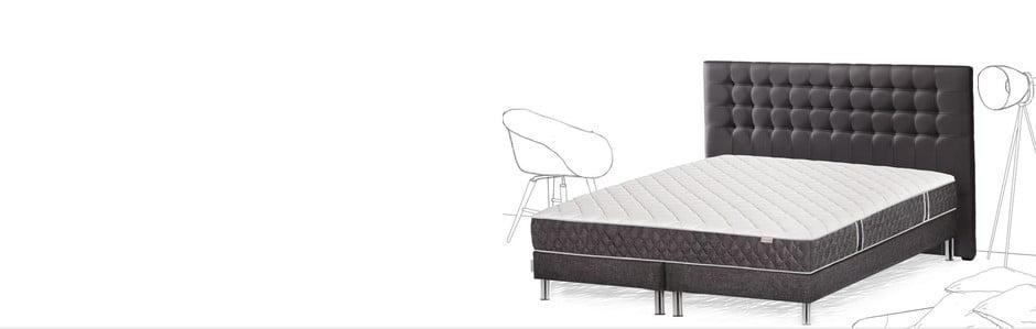Showroom: Francouzské komfortní postele Novative