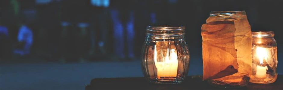 Svíčky, se kterými nicnepodpálíte