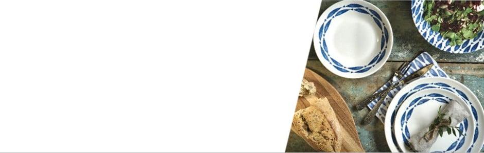 Dining perfect: veselă,tacâmuri,boluri