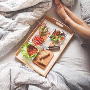 Správně lenošení se bez postele neobejde