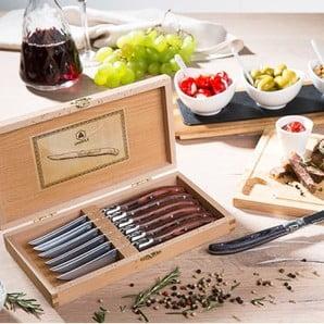Stylové nože a vinné příslušenství ze slunné Francie