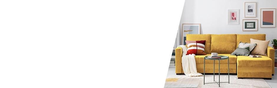 Jarní výprodej nábytku: Pohovkyskladem
