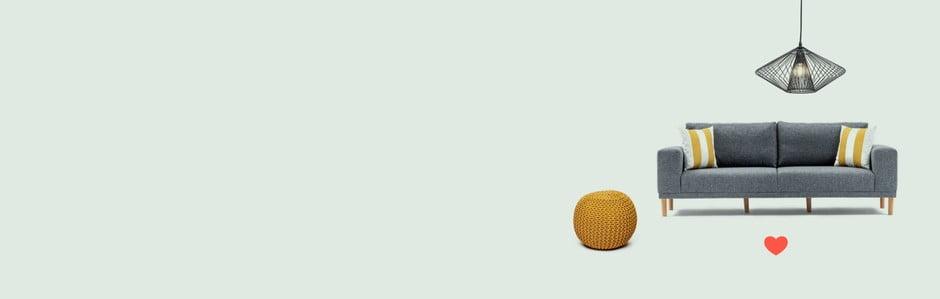 Klasická pohovka, která se krásně sladí s vaším obývákem