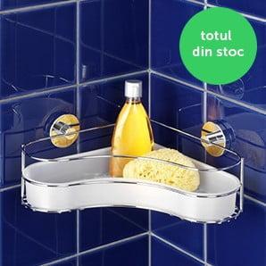 Accesorii și organizatoare pentru baie